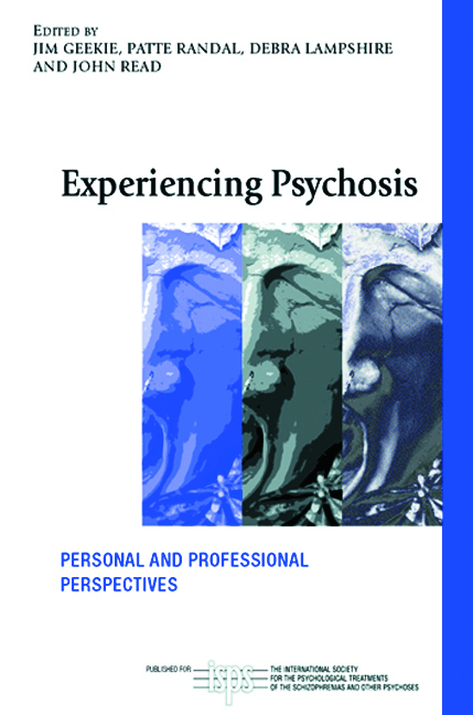 book experiencing psychosis Websites, Books & Applications