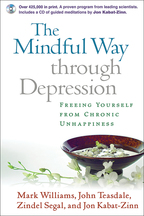 The Mindful Way through Depression Websites, Books & Applications