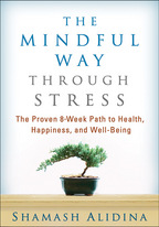 The Mindful Way through Stress Websites, Books & Applications